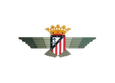 Escudo del desaparecido Atlético Aviación