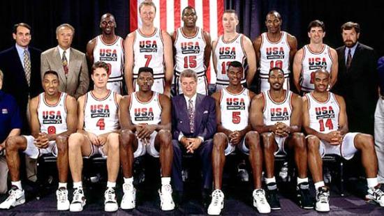 El Dream Team de Barcelona 92 formó parte de la estrategia para vender la NBA en todo el mundo