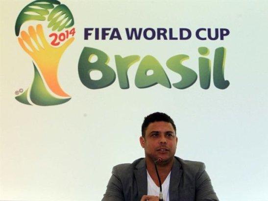 Ronaldo hizo declaraciones polémicas contra las movilizaciones y contra la organización